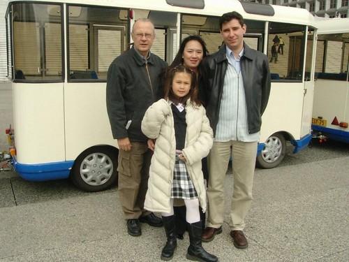 Premiere rencontre avec belle famille